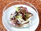 黒酢のサラダ