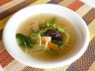 春野菜のタンメン