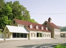 妖精の森ガラス美術館