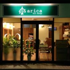 arica hair design(アリカ ヘアデザイン)