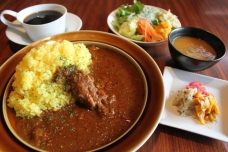 SATISFACTION CURRY&CAFE(サティスファクションカリー&カフェ)