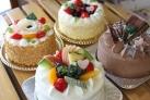 誕生日や記念日のケーキもご予算に応じて対応♪