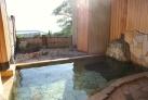 露天風呂からの眺めは絶景!