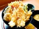 冬の味覚満載「北海天丼」は3月末まで