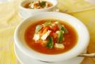 トマトたっぷりスープご飯