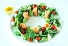 サラダのリース