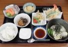 【NEW】旬な食材を使ったうどん御膳
