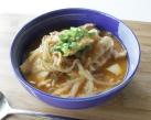 韓国風ごまみそスープ